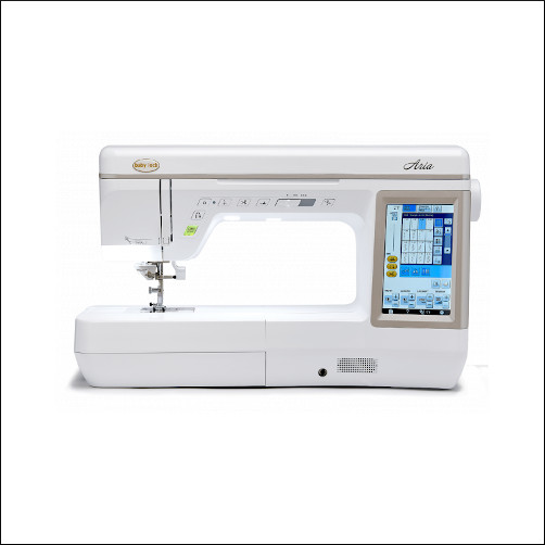 Baby Lock Aria Quilting and Sewing Machine