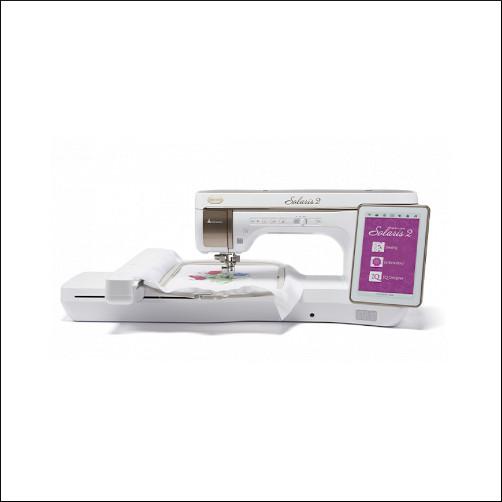 Baby Lock Solaris 2 Sewing Machine and Embroidery Machine