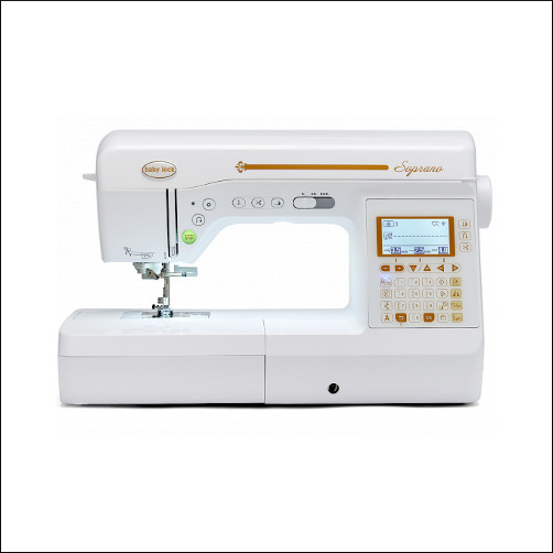 Baby Lock Soprano Sewing and Quilting Machine