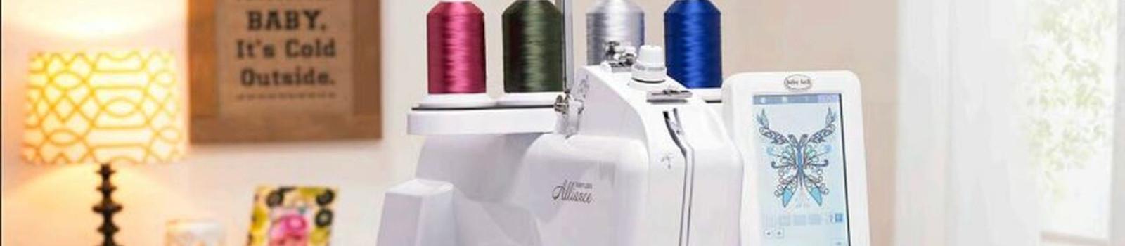 Baby Lock Alliance Embroidery Machine