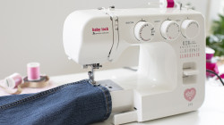 Baby Lock Joy Free Arm Sewing for Tight Spaces