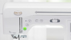 Baby Lock Presto II Advanced Push Button Features