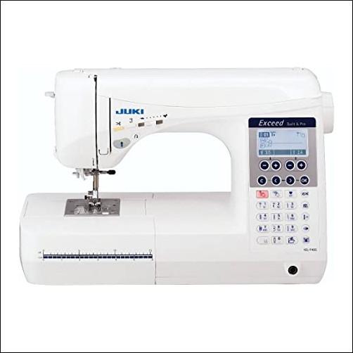 Juki HZL-F400 Sewing Machine