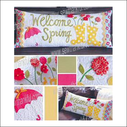 Kimberbell Embroidery and Quilting Designs