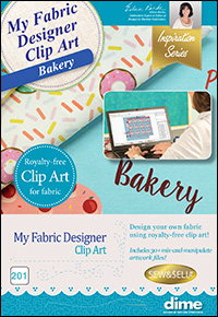 DIME Inspiration Clip Art - Bakery