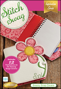 DIME Inspiration Stitch Swag - Snazzy Snap Covers