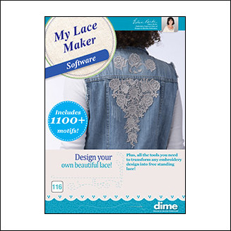 DIME Inspiration Software - My Lace Maker