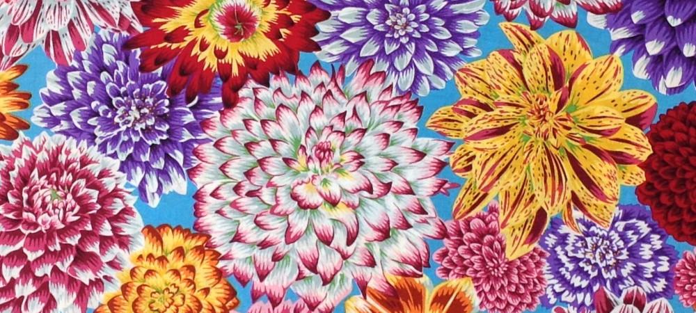 Kaffe Fassett Fabrics, Creations of a Master