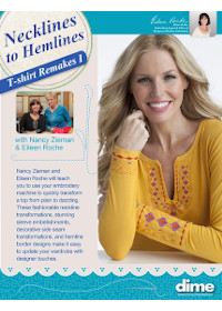 DIME Inspiration Necklines to Hemlines
