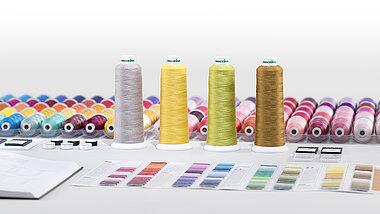 Madeira Wool and Cotton Blend Thread