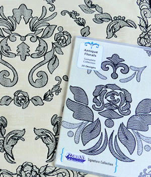 Floriani Antique Florals Designs