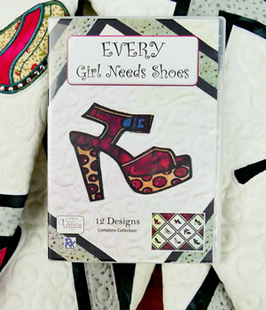 Floriani Every Girl Need Shoes Designs