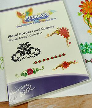 Floriani Floral Borders Designs