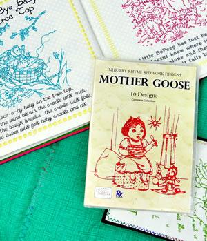 Floriani Mother Goose Designs