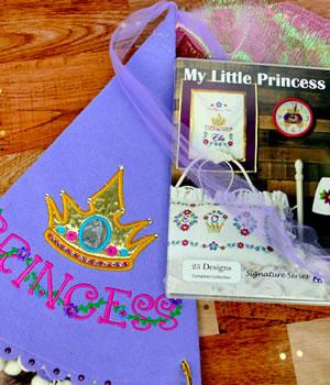 Floriani My Little Princess Designs