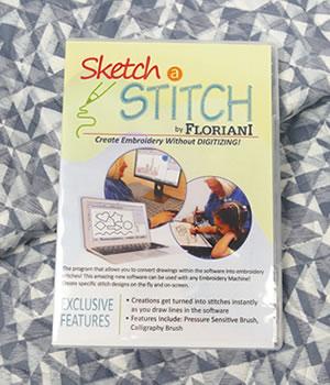 Floriani Software - Sketch A Stitch