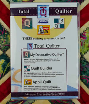 Floriani Software - Total Quilter