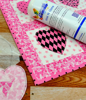 Floriani Wet N Gone Fusible Stabilizer