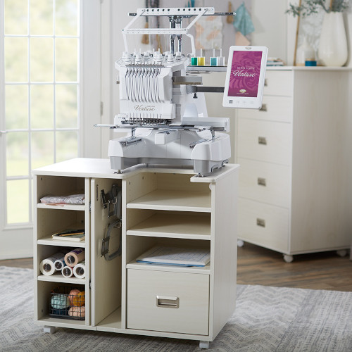 Sewing, Quilting and Machine Embroidery Cabinets