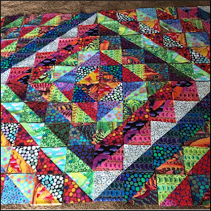 Beginning Quilting with Barbara