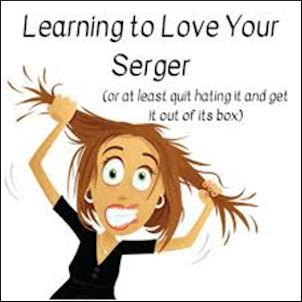 Beginning Serger Class with Susan