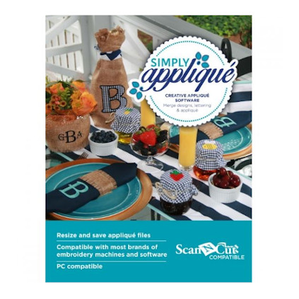 Brother Simply Applique - Creative Applique Software