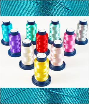 Embellish Metallic Thread
