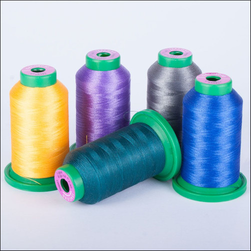 Isacord Polyester Machine Embroidery Thread