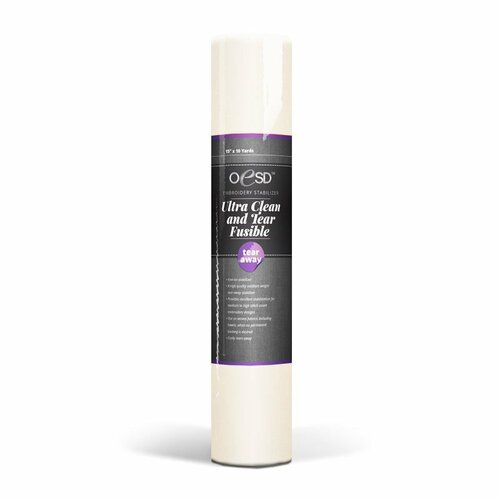 OESD Ultra Clean and Tear Fusible Stabilizer