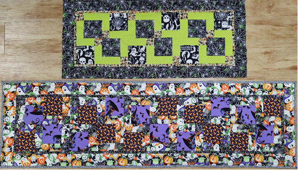 Beginning Quilting - Dissappearing Nine Patch