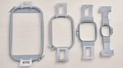 Baby Lock Array  Four Hoops Included in Bundle