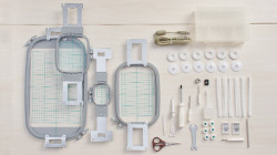 Baby Lock Array  Array Included Accessories