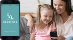Baby Lock Array IQ Intuition™ Monitoring App